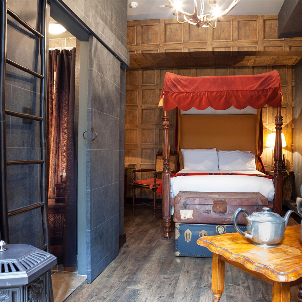 Calling All Wizards: London Hotel Unveils Harry Potter Suites