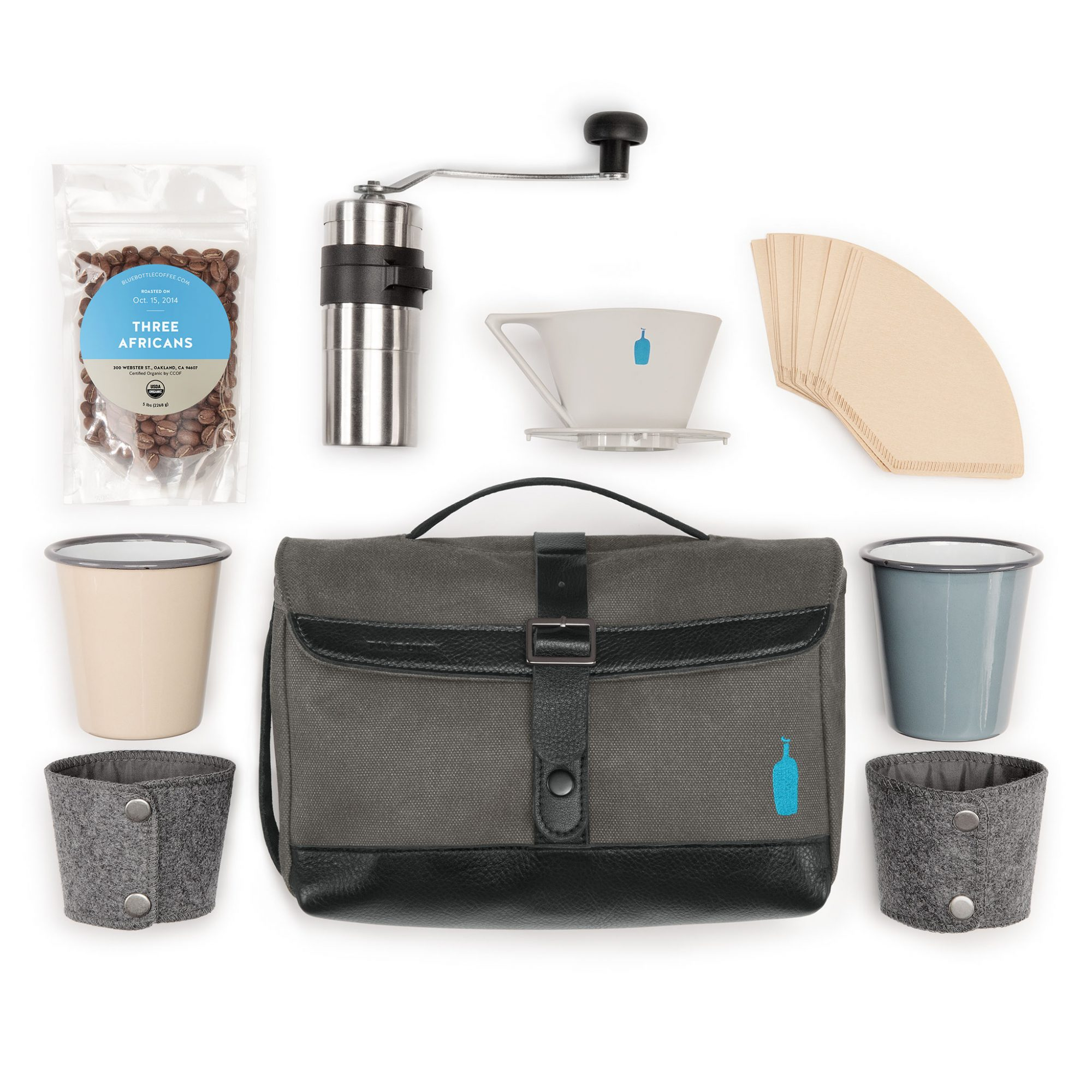 To Pack or Not To Pack: Blue Bottle and Timbuk2's Coffee Travel Kit