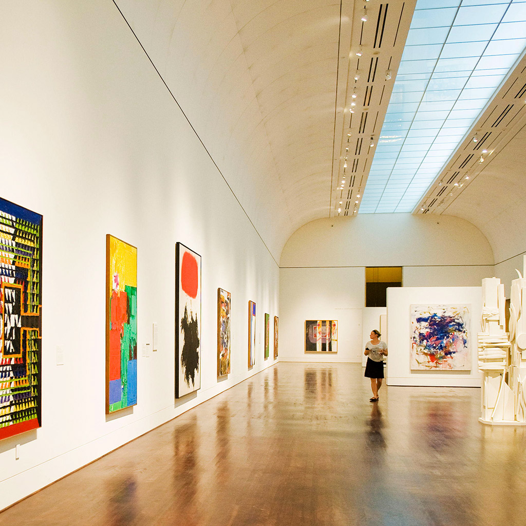 5 Places to See Art in Austin