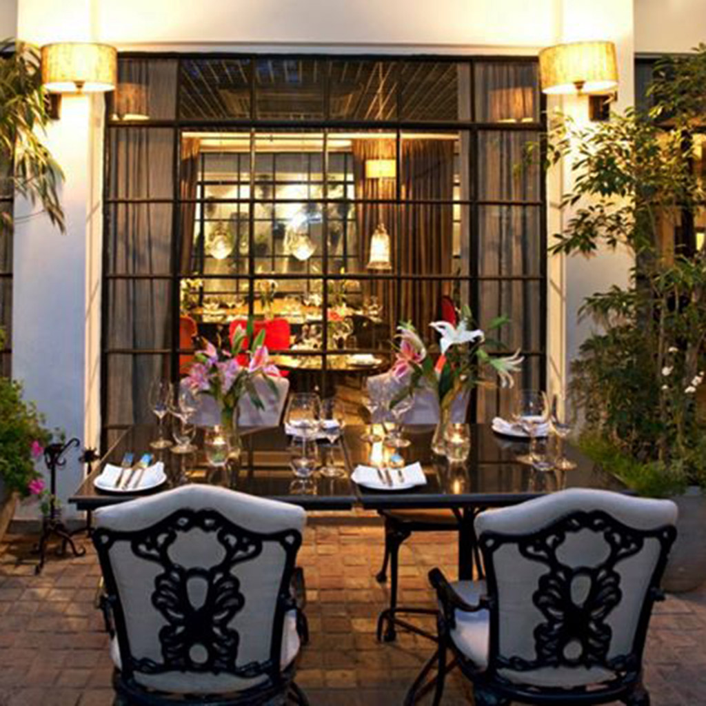 Most Romantic Restaurants in Delhi