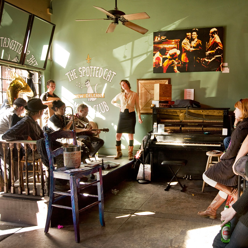 Top 5 New Orleans Jazz Clubs