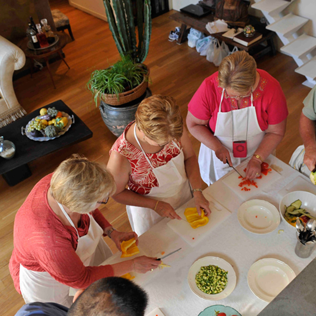 Tuscany's Top Cooking Schools