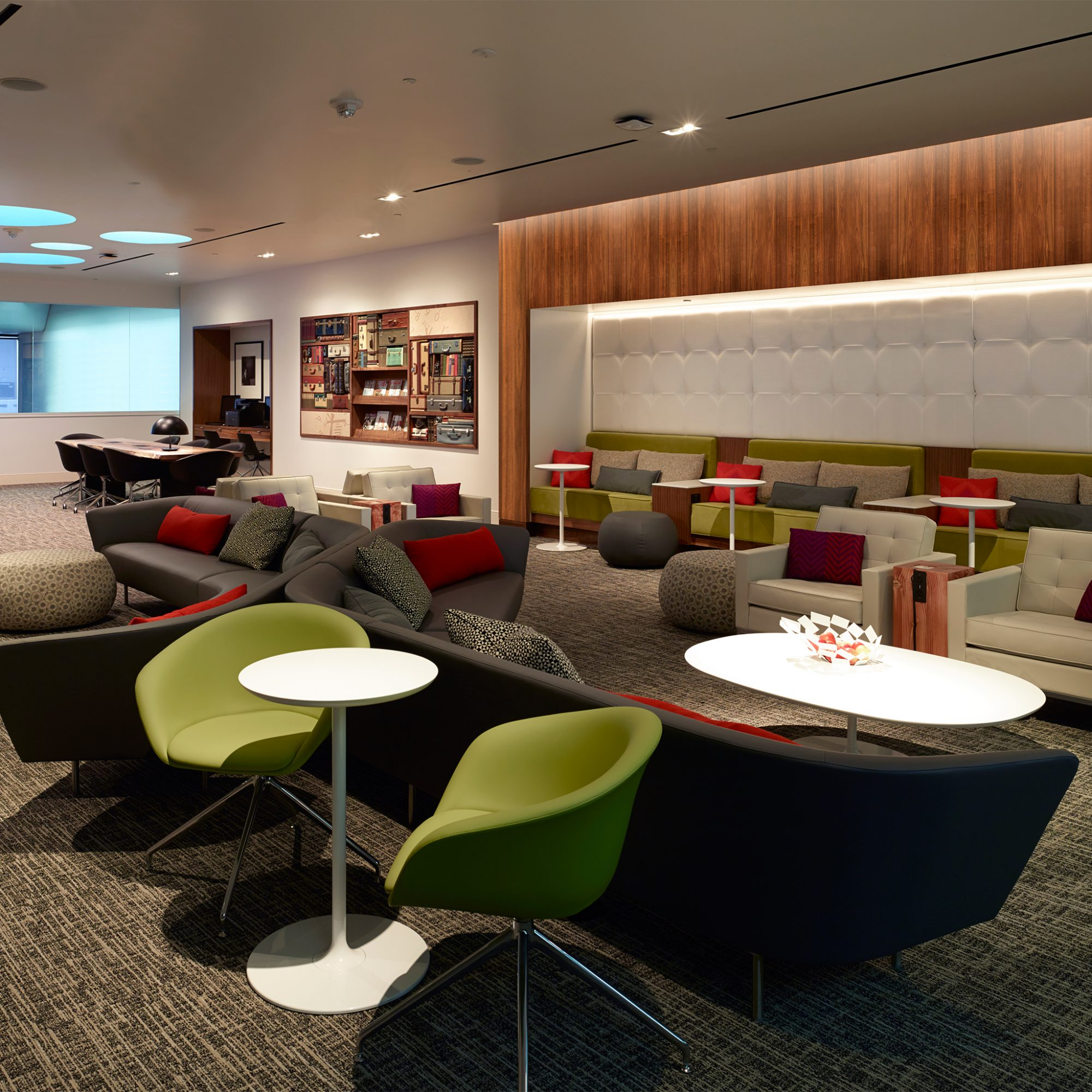 SFO's New Centurion Lounge First for West Coast