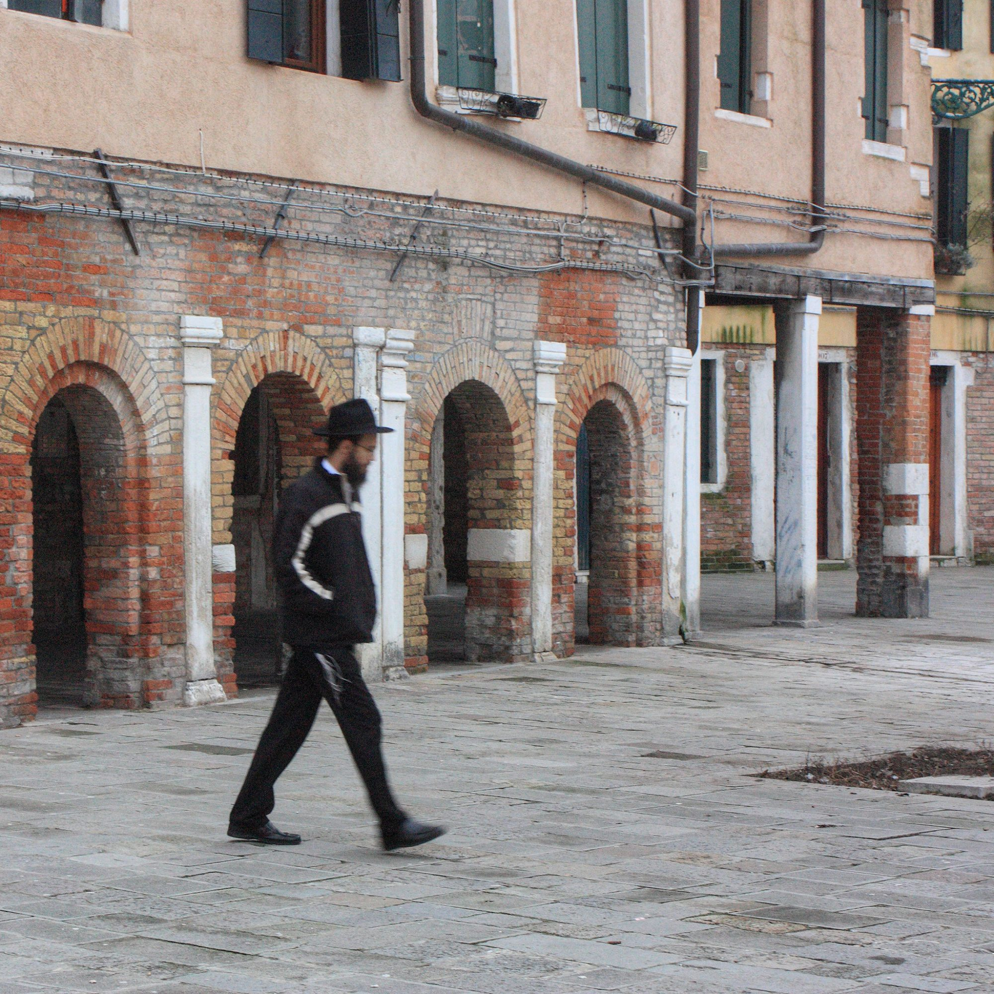 Renovation Plans Moving Ahead for Venice's Jewish Ghetto