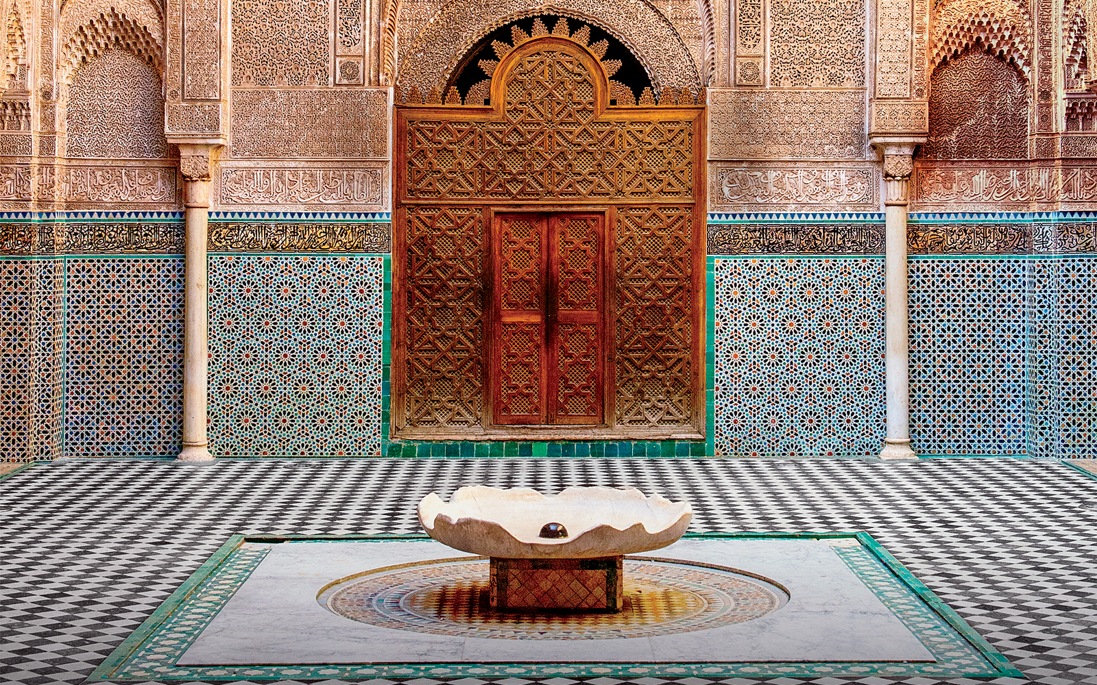 Why to Visit Fez in 2015