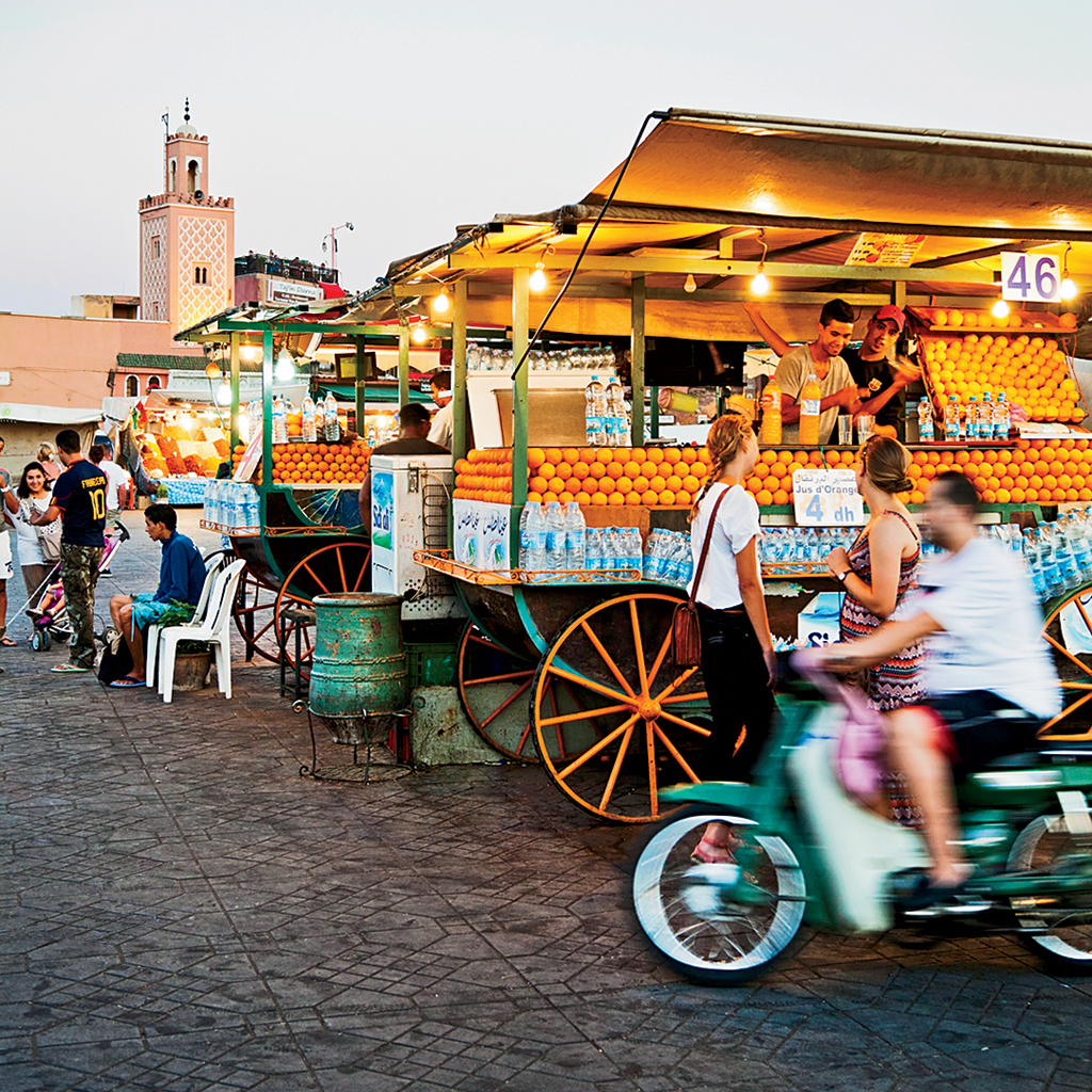 5 Best things to do on the Jemma el Fnaa Square in Marrakesh