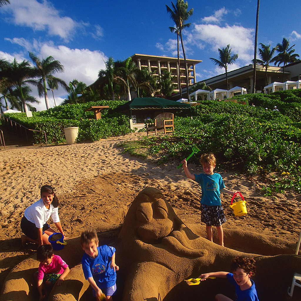 Best Kid Friendly Hotels on Maui