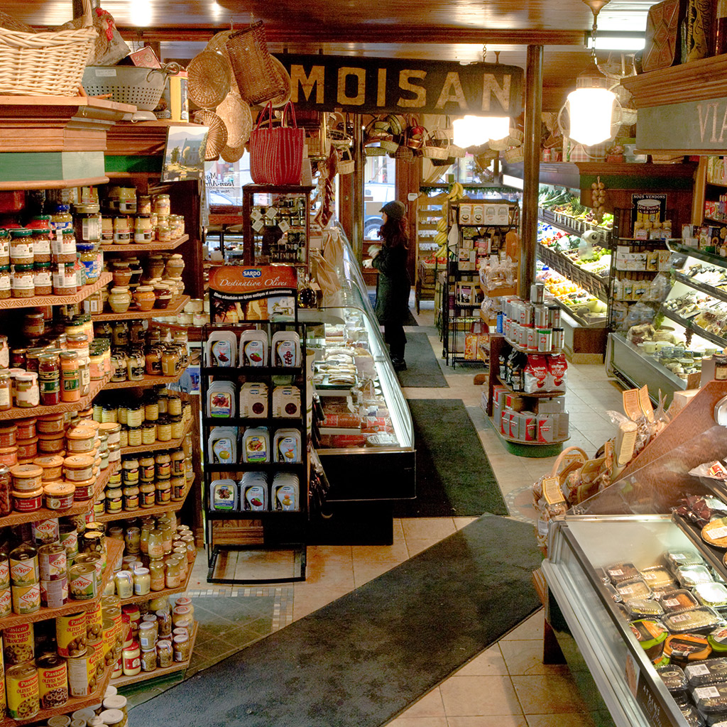 Best Gourmet Shops in Quebec City