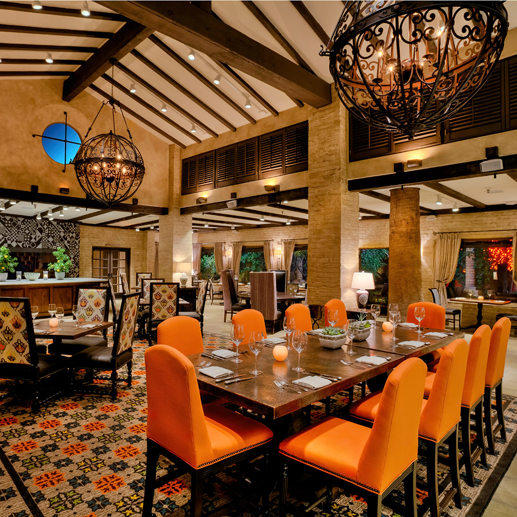 Most Romantic Restaurants in Scottsdale