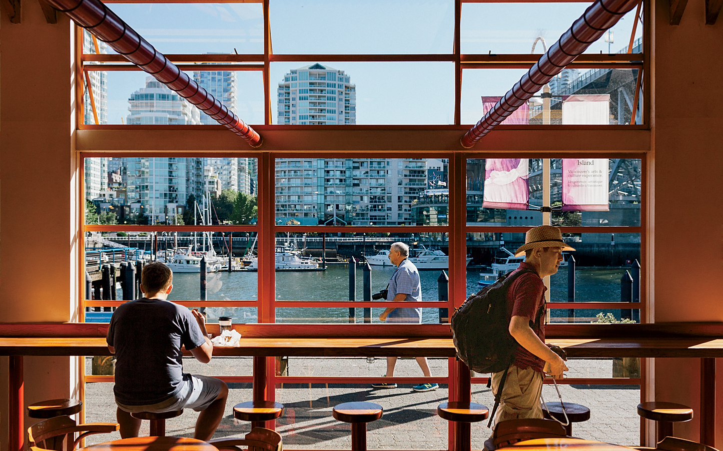 T+L's Definitive Guide to Vancouver