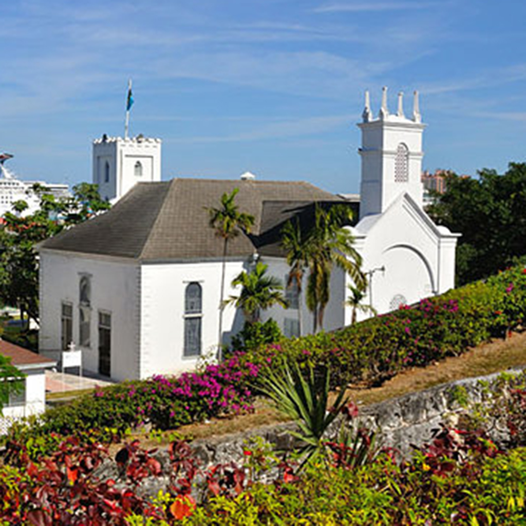 Best Historic Churches in the Bahamas