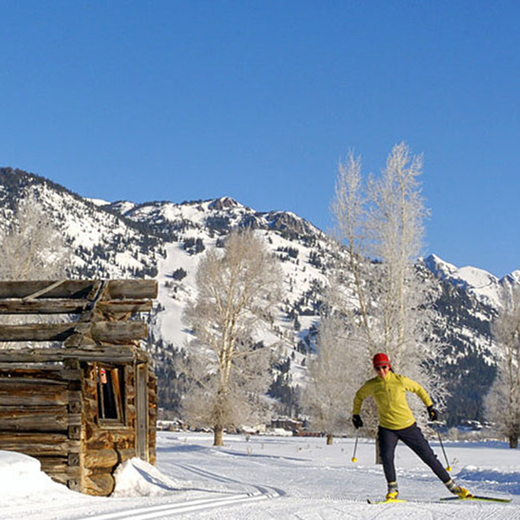 Where to Cross Country Ski in Jackson Hole