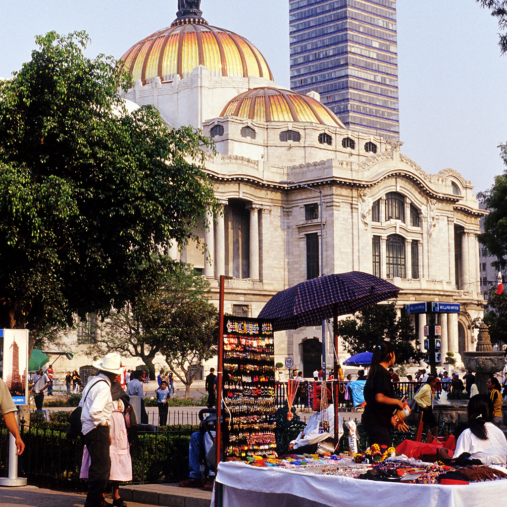 Mexico City's Best Traditional Markets