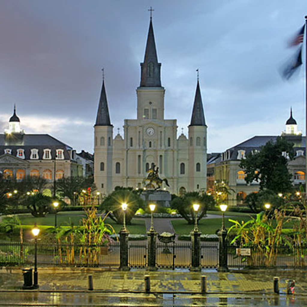 Top Rainy Day Activities in New Orleans