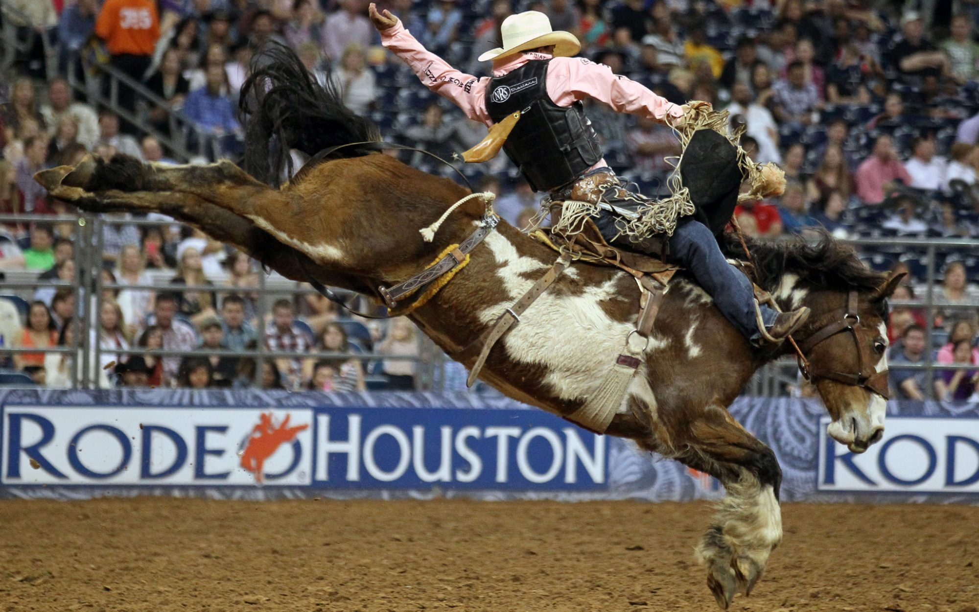 Rodeo Lovers Head for Houston
