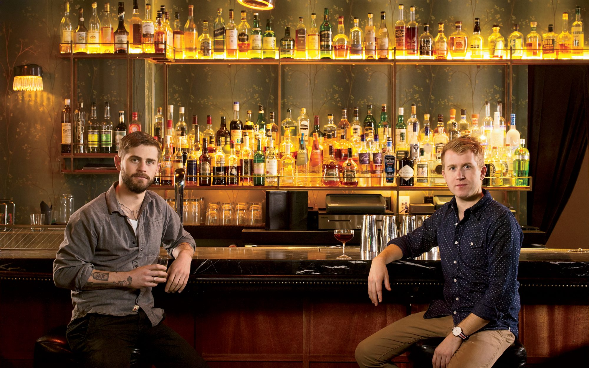 David Kaplan And Alex Day On What Makes A Great Cocktail
