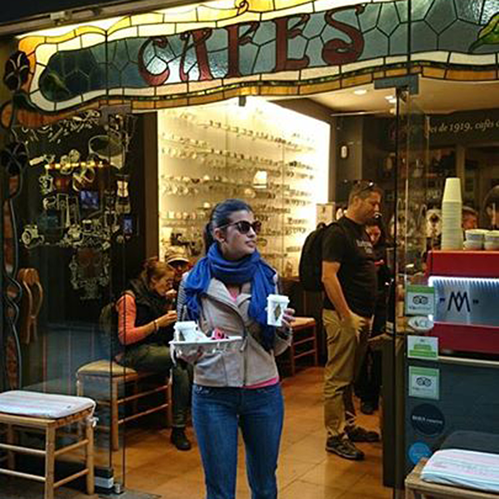 Best Coffee Shops in Barcelona