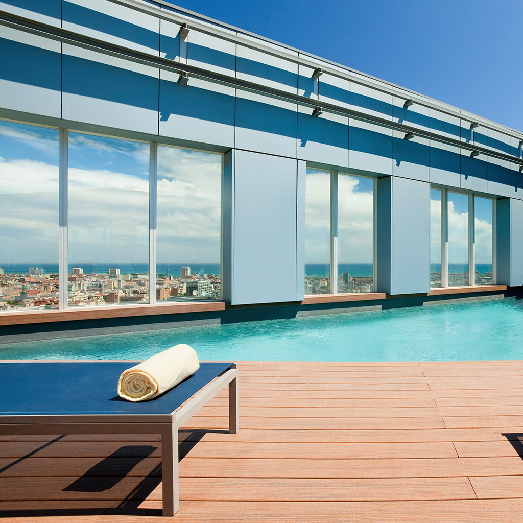 Best Family-Friendly Hotels in Barcelona