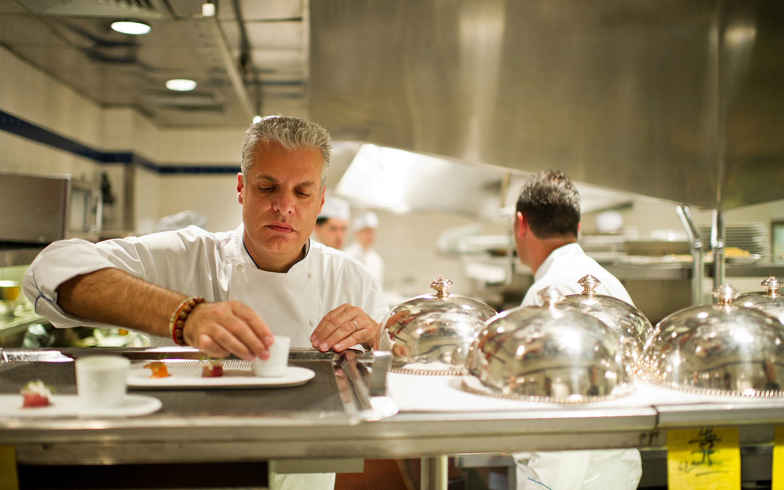 Eric Ripert on Snacks, Nightmare Vacations, and the New 'Avec Eric'