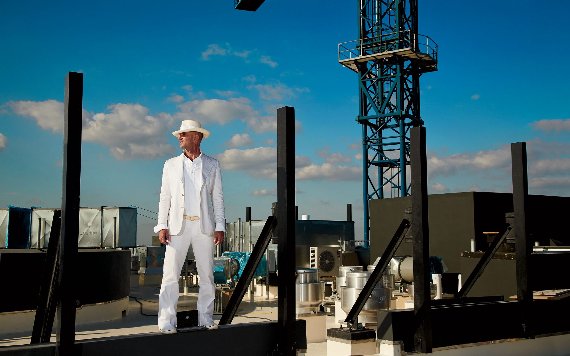 Developer Alan Faena is the Wizard of Miami Beach