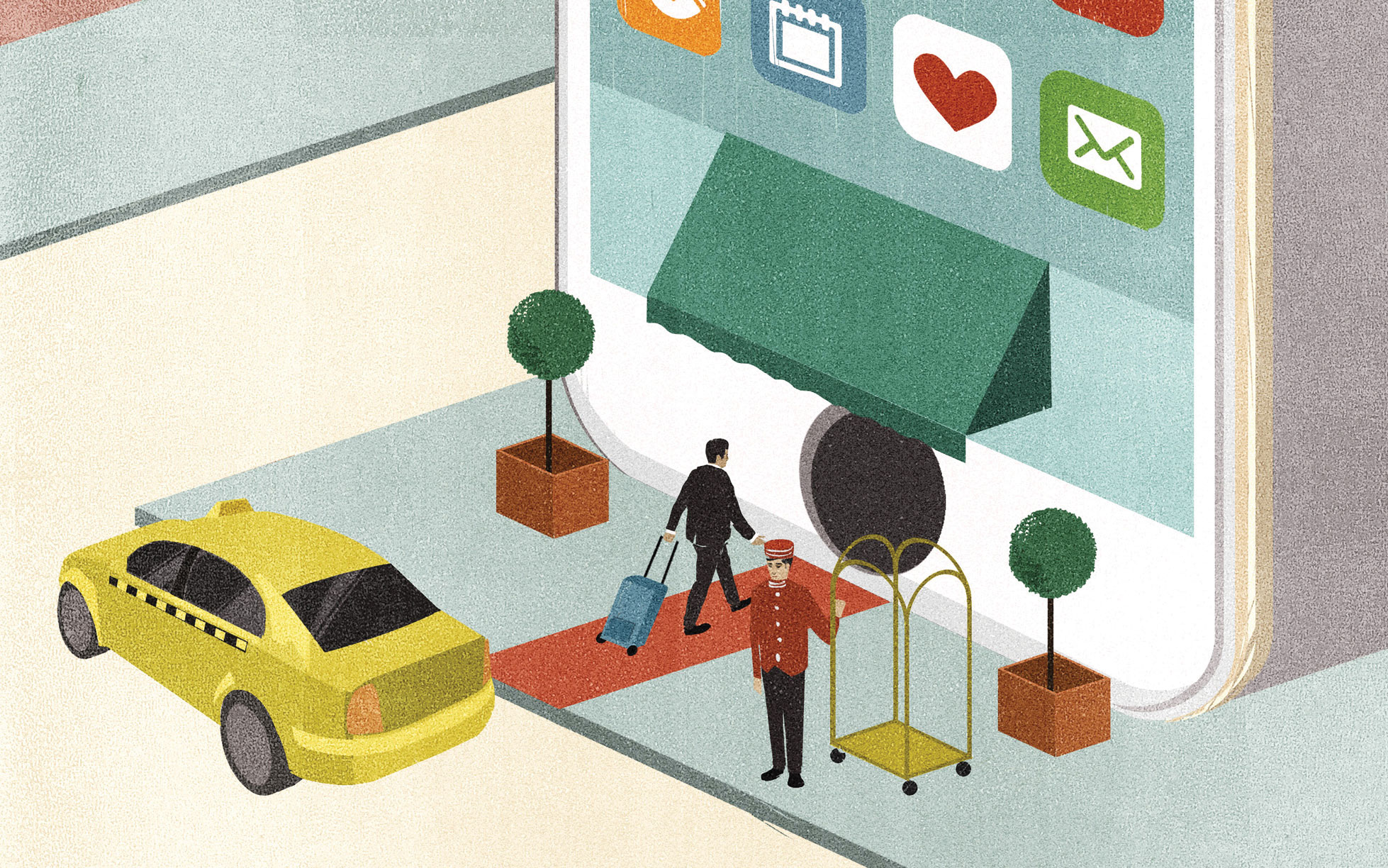 Exploring the Brave New World of Hotel Tech Amenities