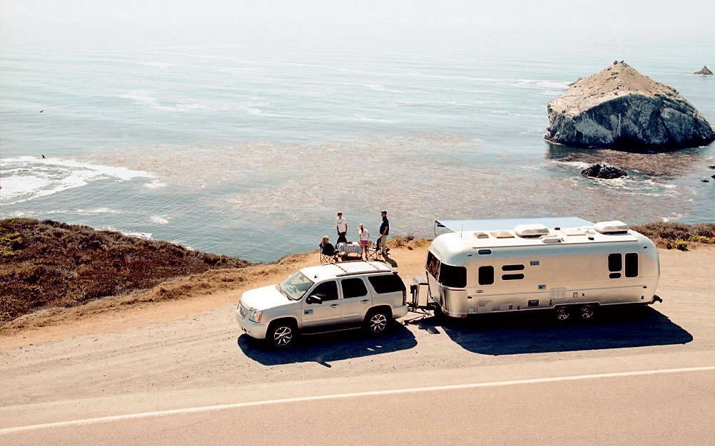 Philip Caputo on Airstreams and the Loneliest Road in America