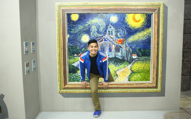 Art in Island: the Philippines Selfie Museum