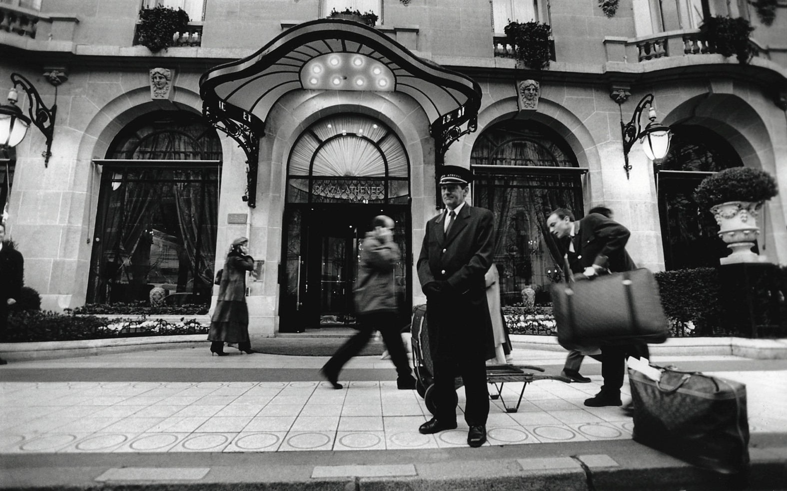 In Pictures: 100 Years of Paris' Beloved Hotel Plaza Athénée