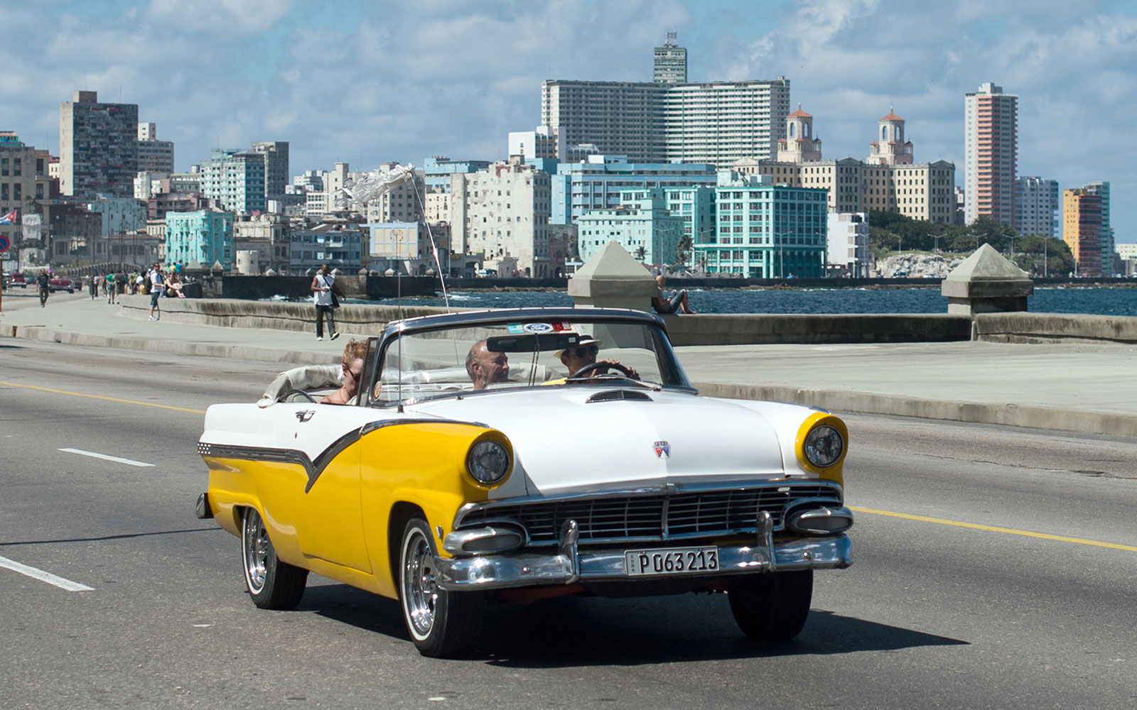 Ferry Service to Cuba