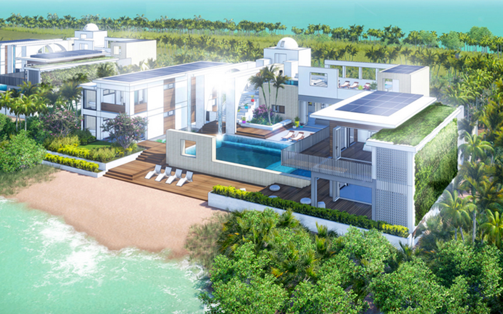 Leonardo DiCaprio is Turning His Private Island into an Eco-Resort