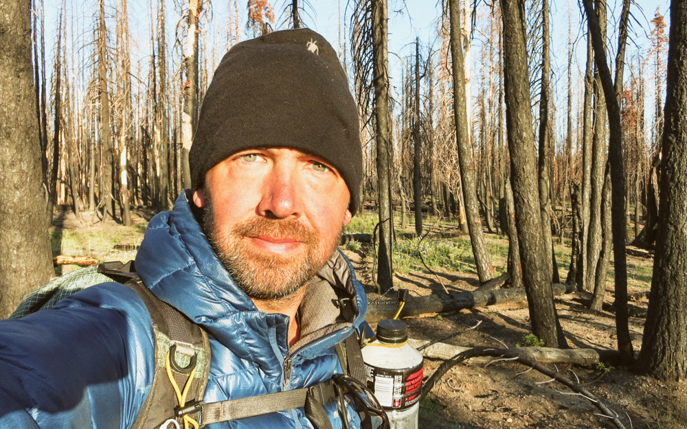 What Andy Davidhazy Took on His 2,660-Mile Hike