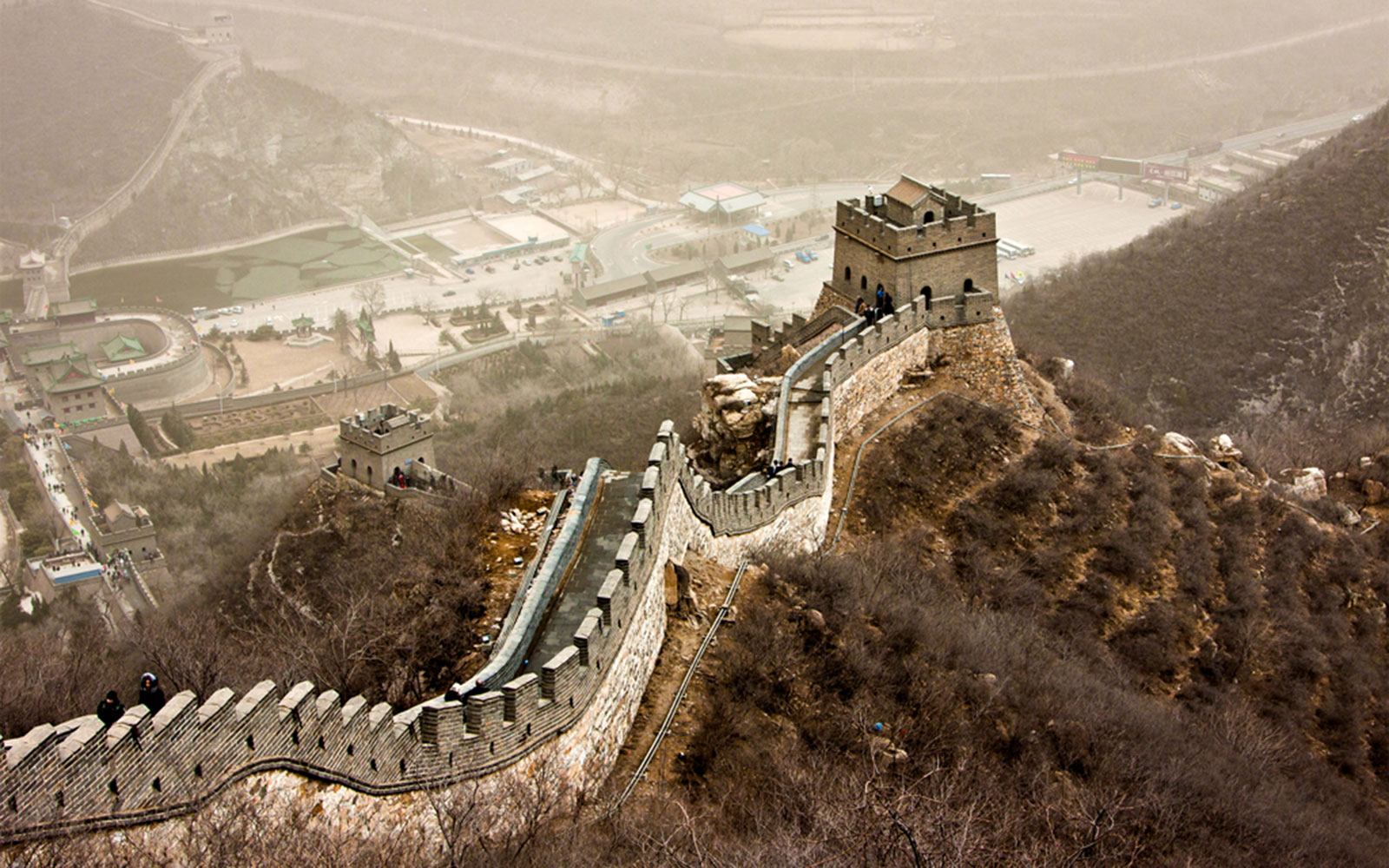 Great Wall of China: Preservation