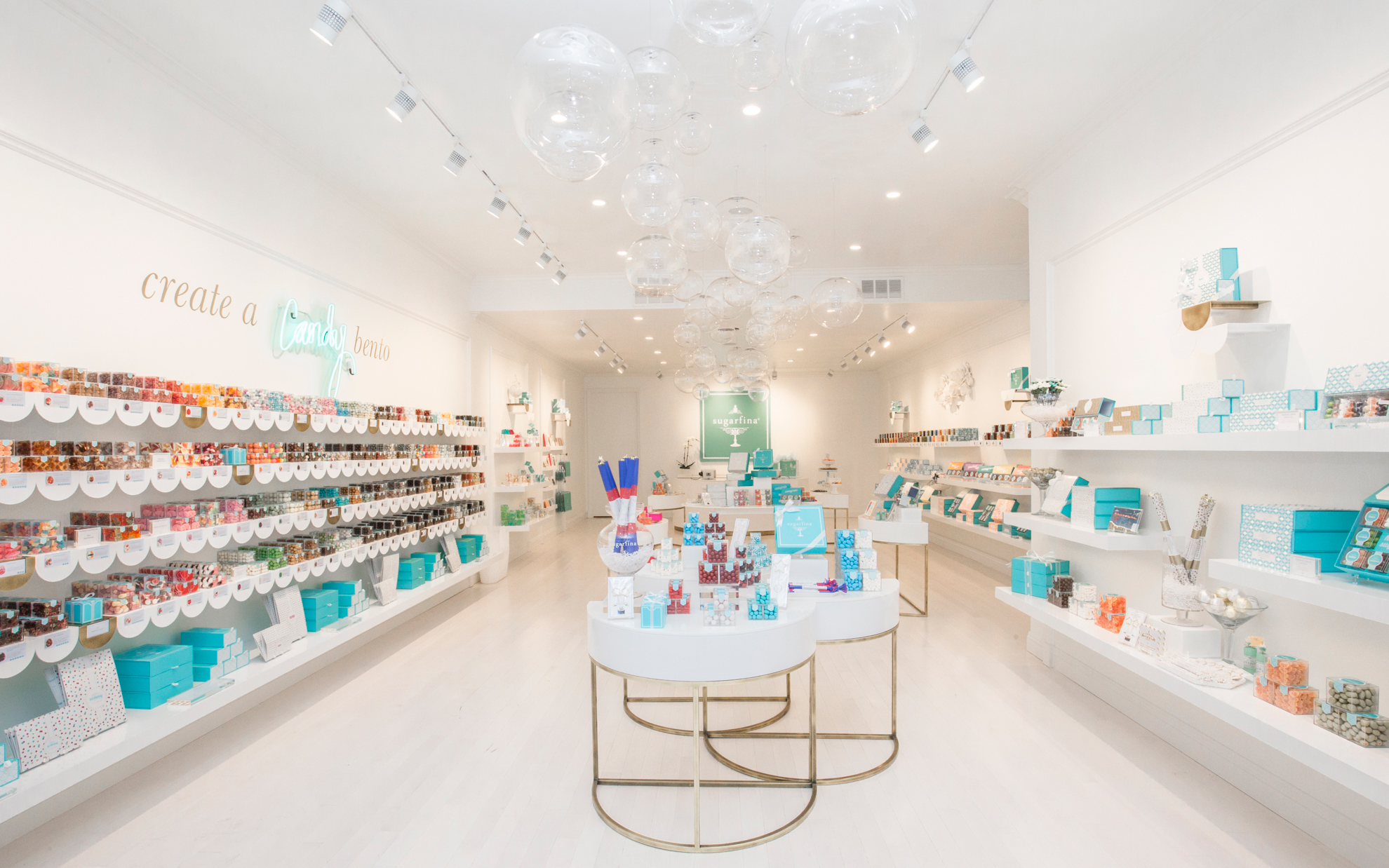 Gourmet Candy Shop Sugarfina Opens in San Francisco