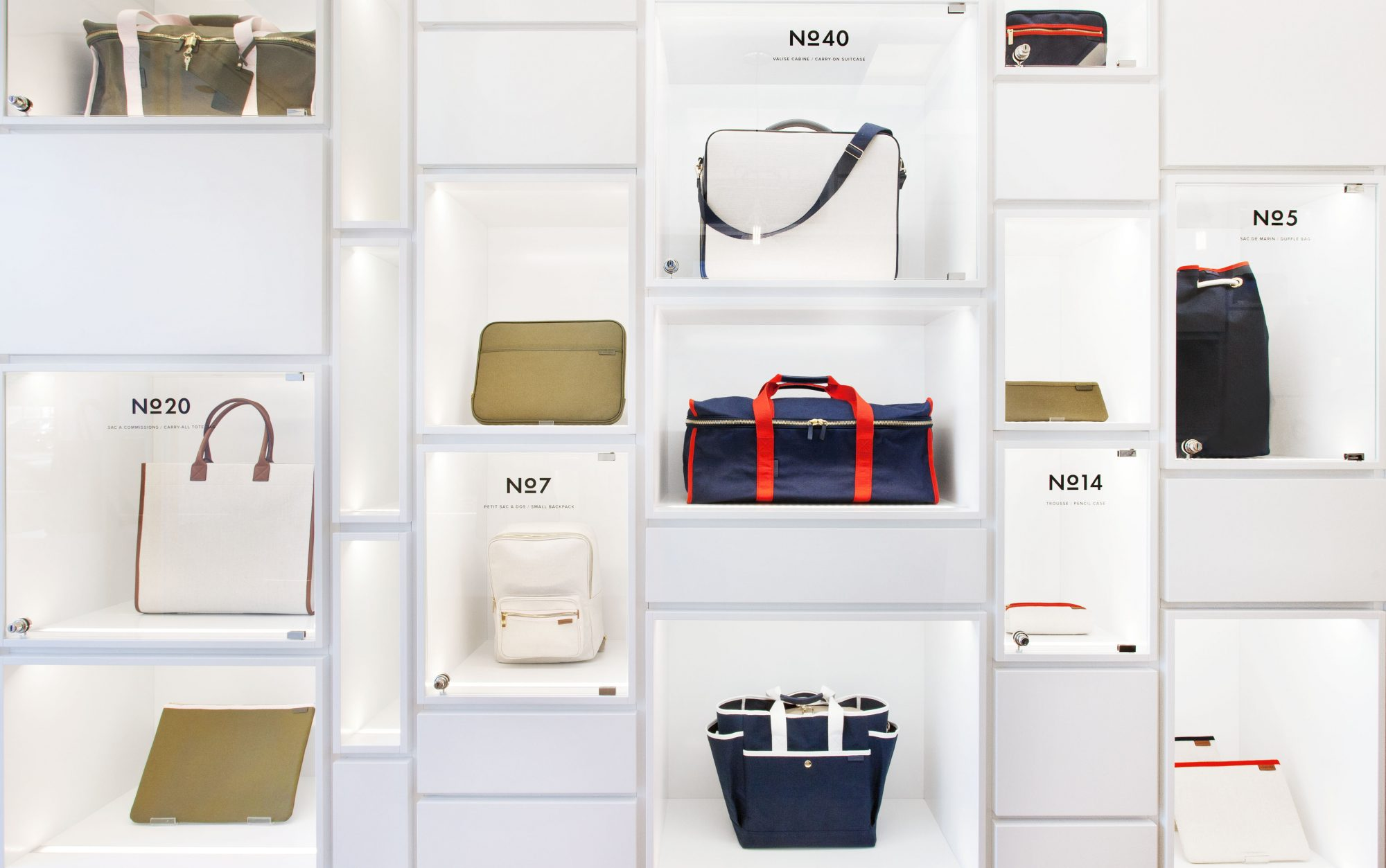 L/Uniform, Paris's Best New Bag Store