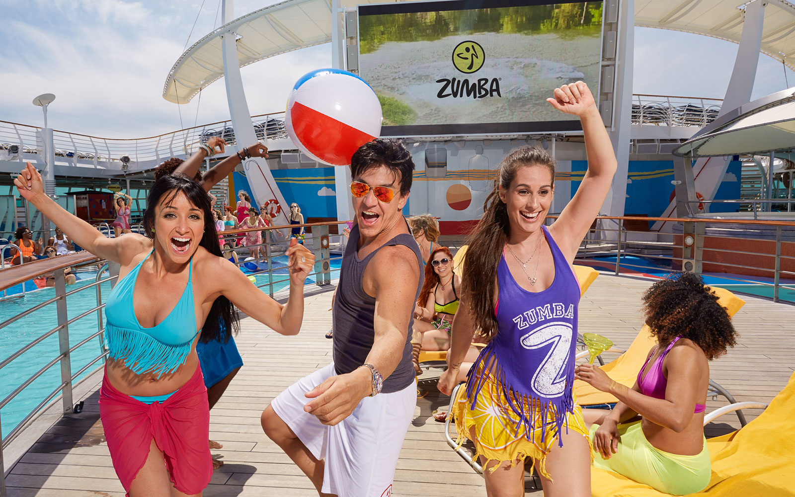 The First Zumba Cruise Will Set Sail in January 2016