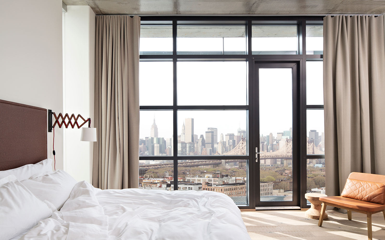 Boro Hotel Opens in Queens' Long Island City