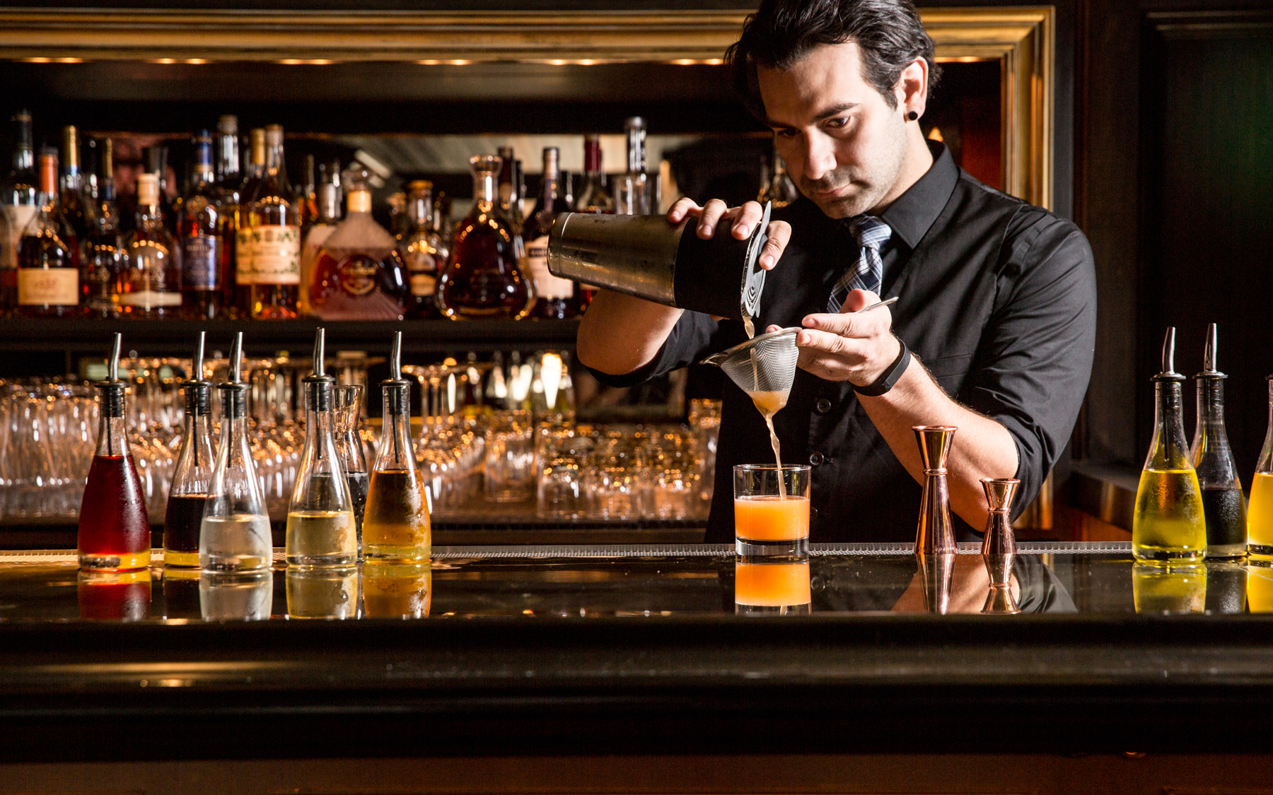 New Bar The Cognac Room Opens in San Francisco