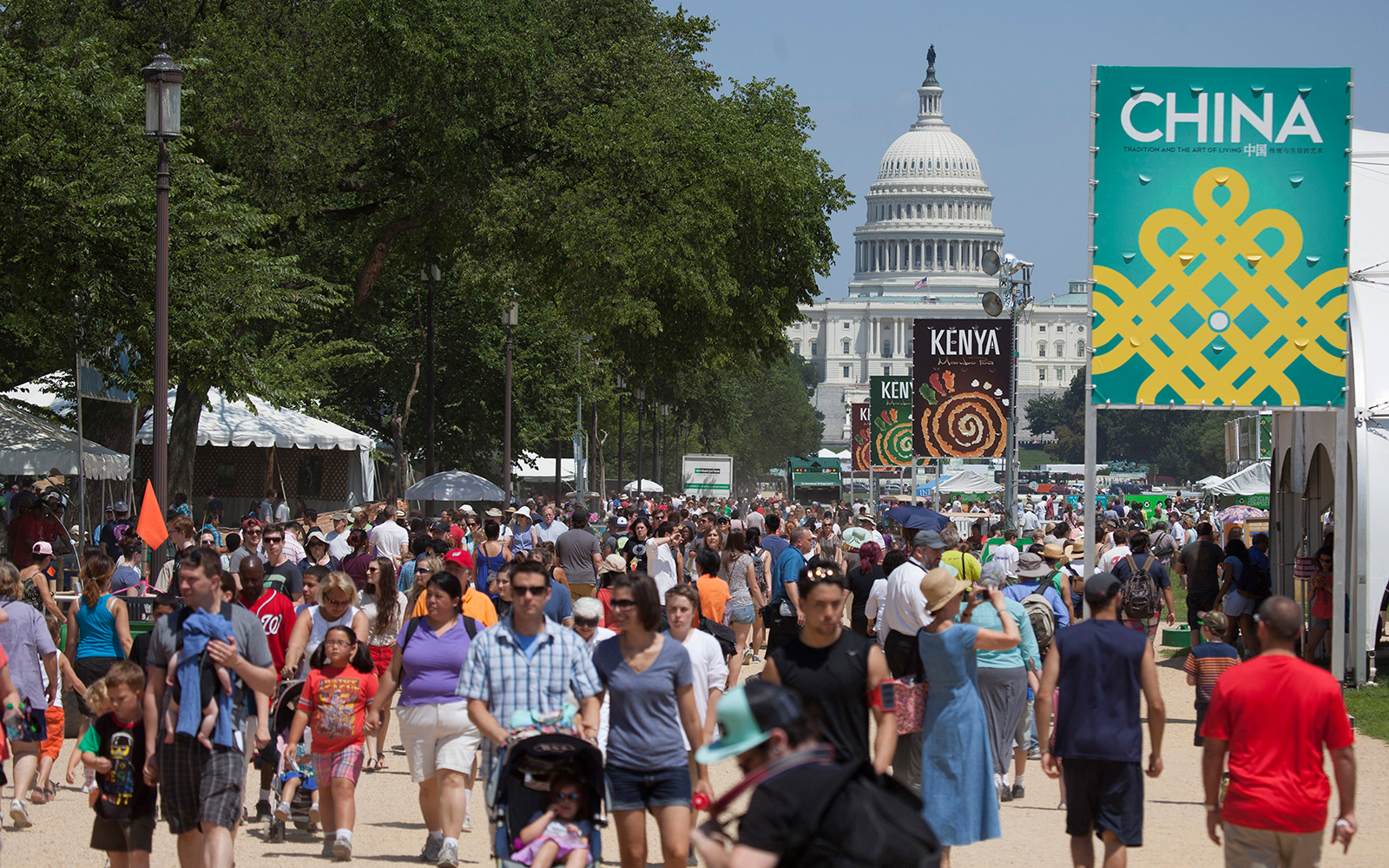 The 10 Best Summer Festivals in Washington, D.C.