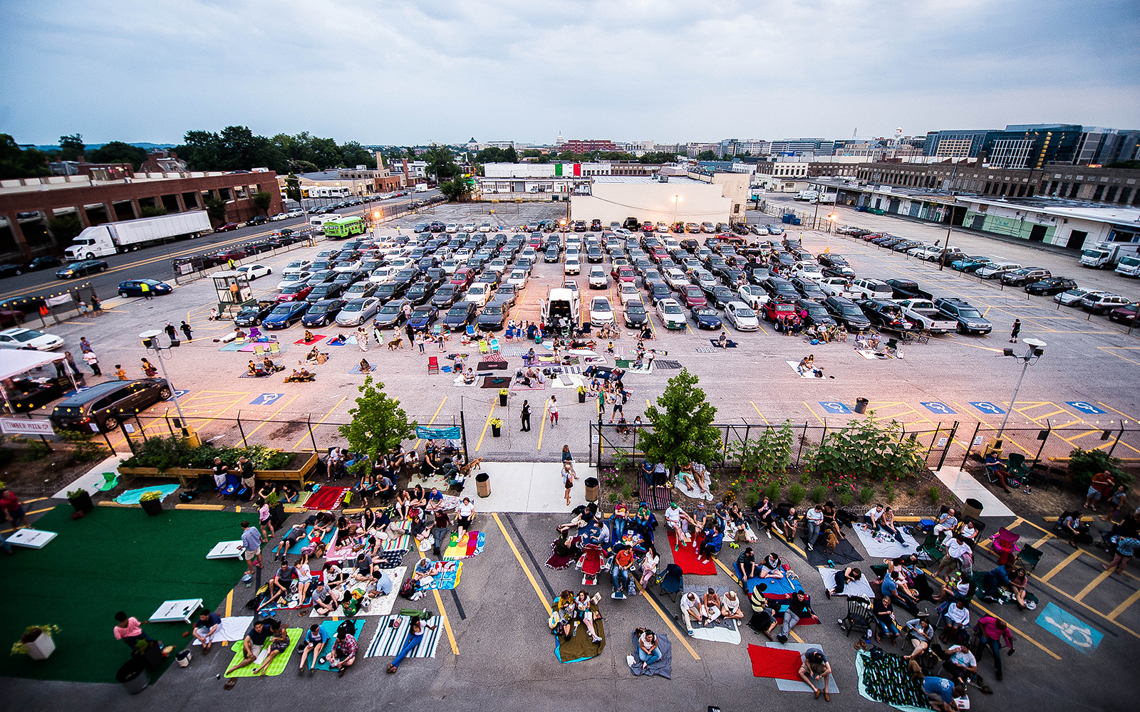 Drive-In Movies Return to D.C. This Weekend
