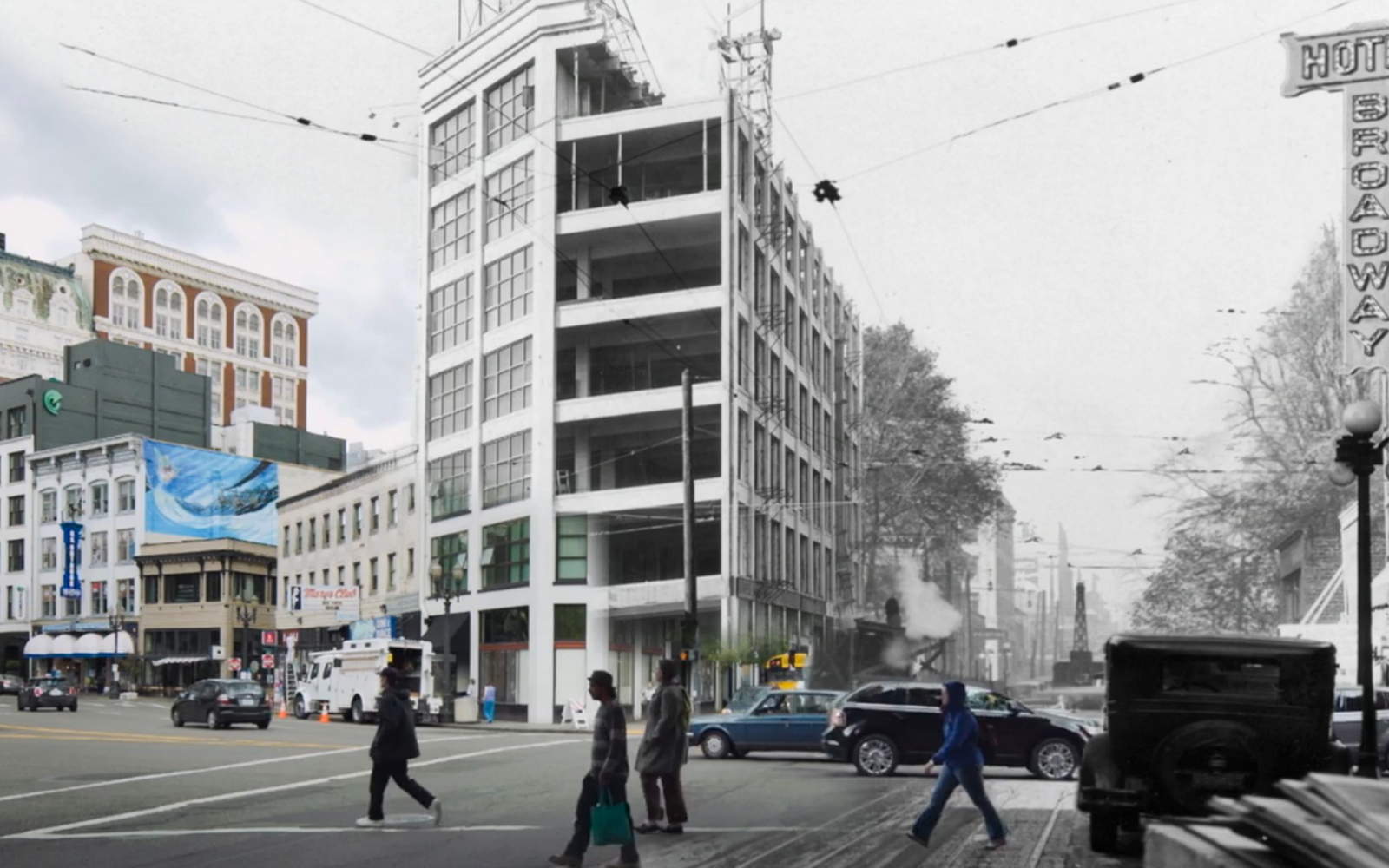 See Portland Change Through the Years in 'Yesterday's Tomorrow'