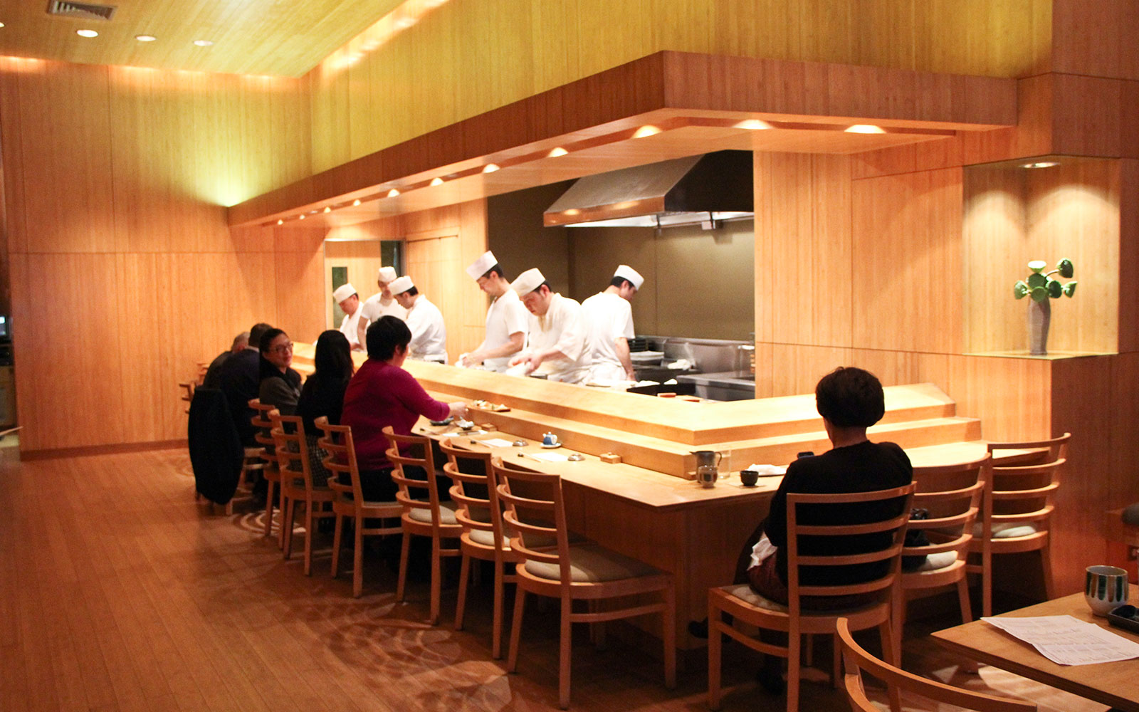 Japanese Outposts of New York City Restaurants