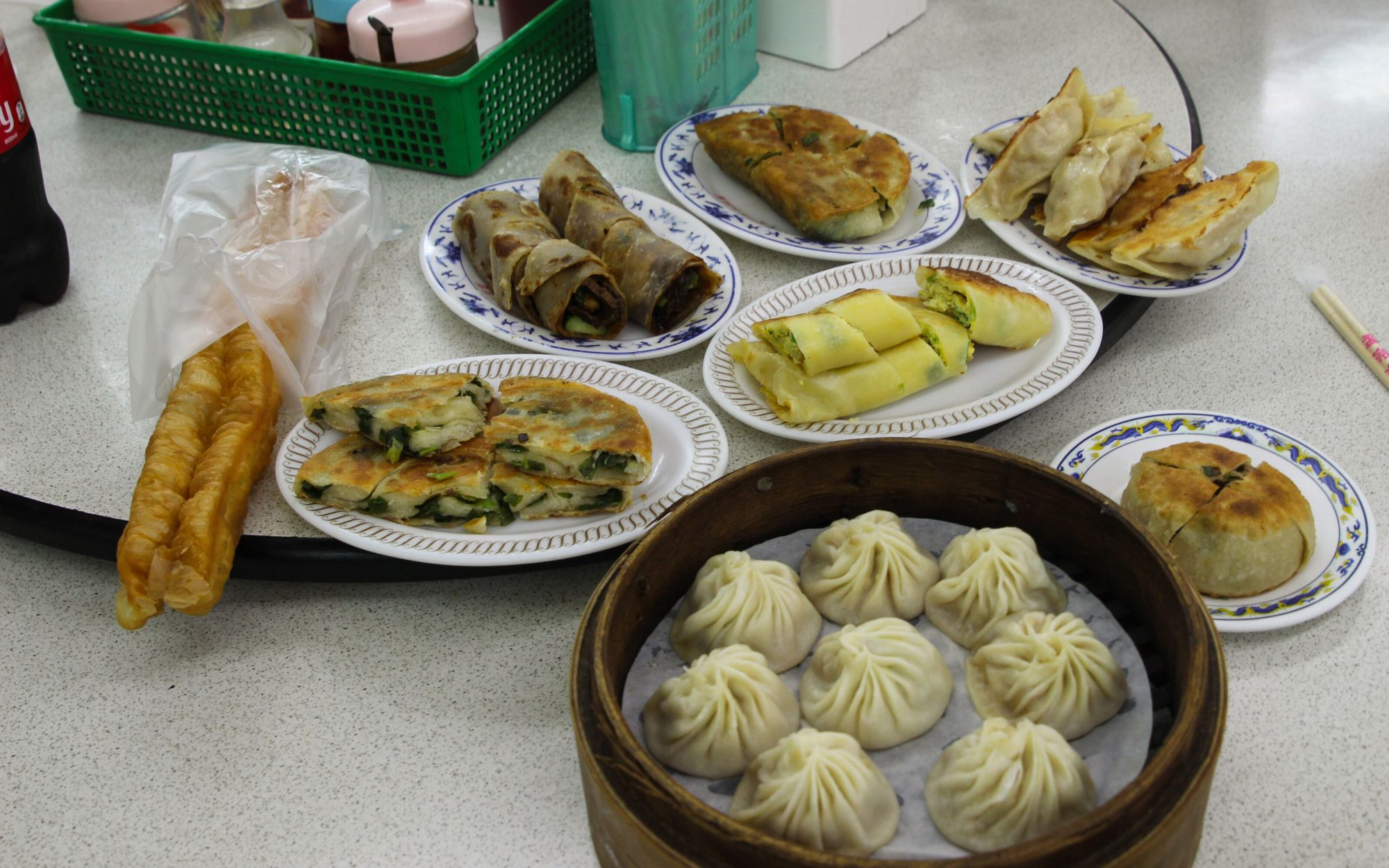 Taiwanese Takeout: Dishes