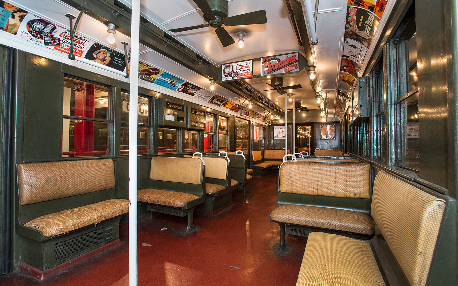 NYC's Gorgeous Old Trains are Back for the Weekend