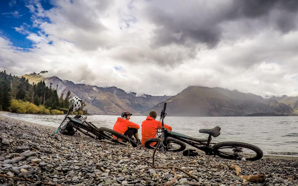 New Zealand Biking Tour Covers 252 Miles in 13 Days