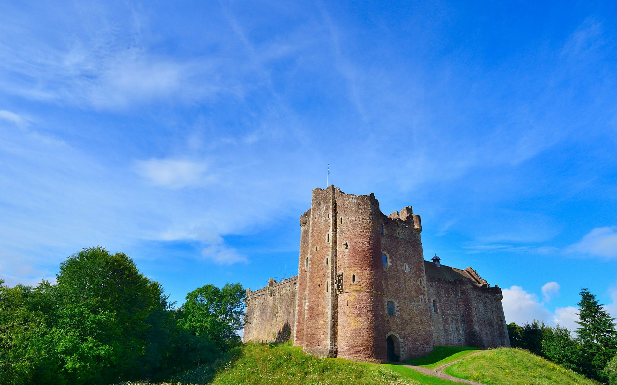 5 Things You (Probably) Didn't Know about Doune Castle
