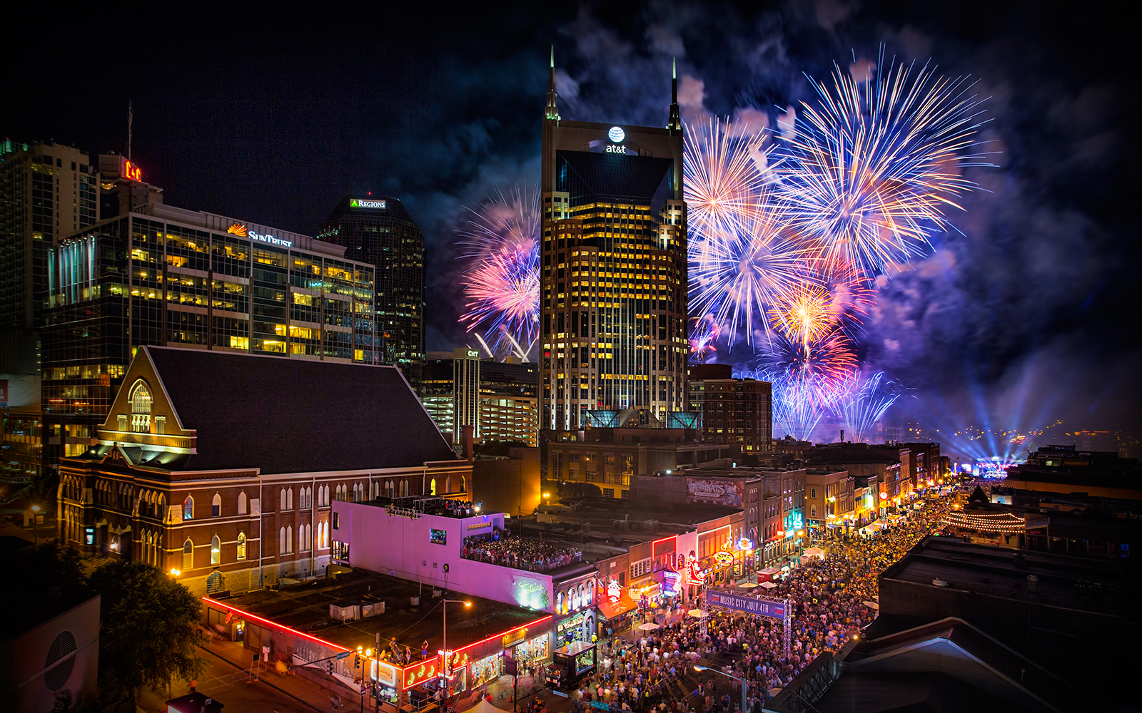 What to Do in Nashville on the Fourth of July