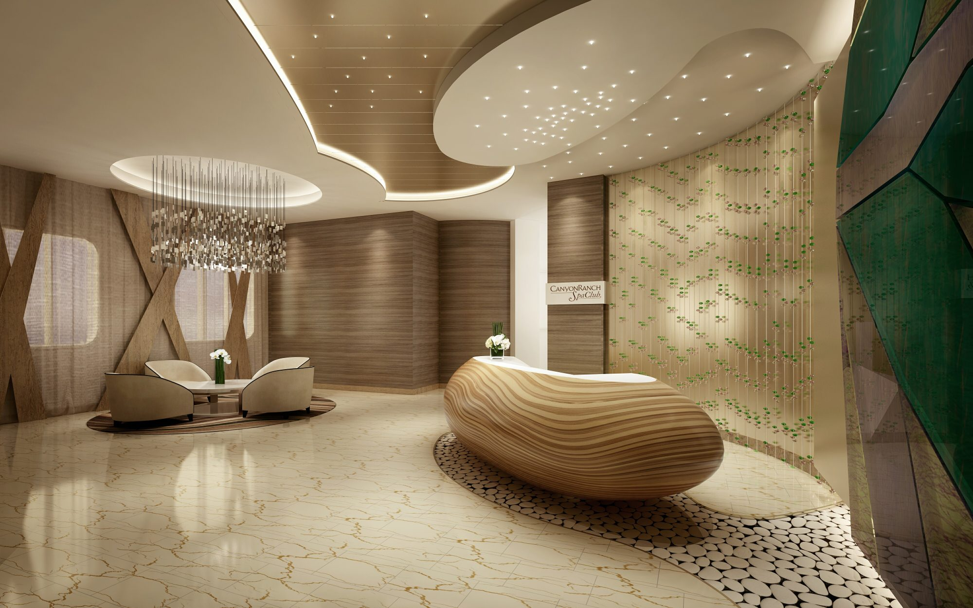 Regent Seven Seas Explorer to Debut Lavish New Spa Concept with Canyon Ranch