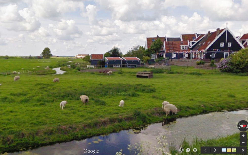 Google Sheep View is Here