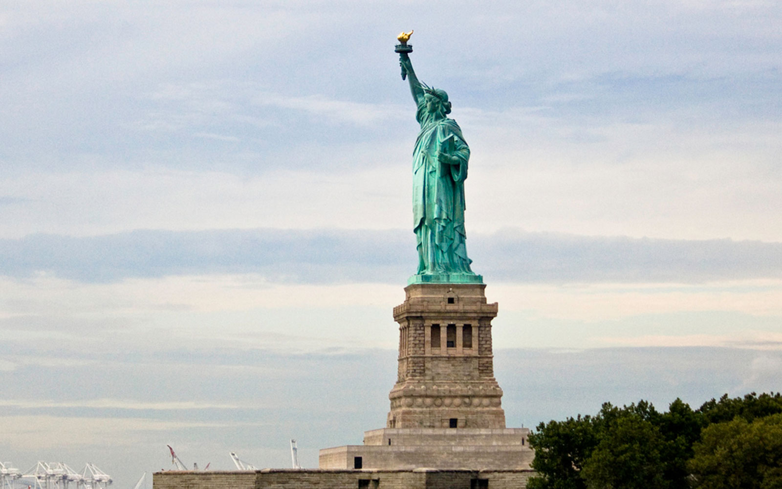Statue of Liberty is 130 Years Old Today