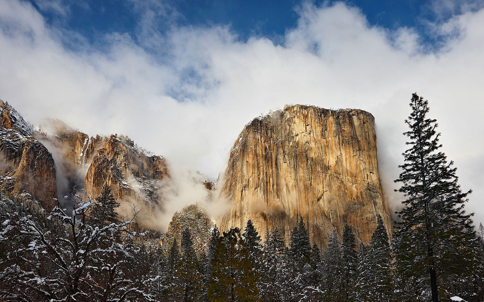 Climb Yosemite's El Capitan on Google Street View